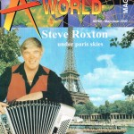 Accordion World Front Cover May 2002