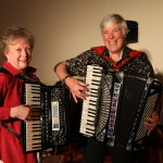 Steve & Pearl star at Midlands Accordion Festival