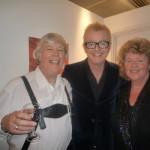 With Chris Evans following appearance on The One Show